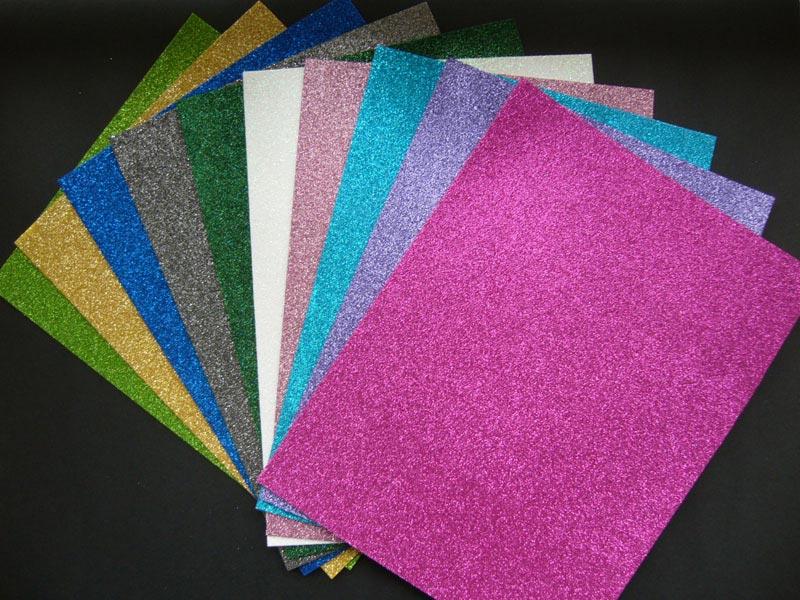 Hunan Raco Enterprises Co Ltd Glitter Eva Foam Foamy